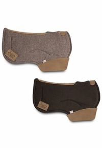 Impact Gel Barrel Contour Saddle Pad BC3F28