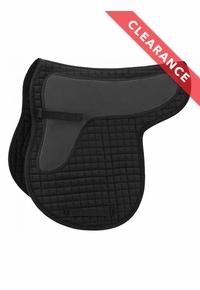 JT EquiRoyal Quilted Cotton Saddle Pad 30-9980, CLEARANCE