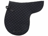 JT Quilted Contour English Saddle Pad 30-920