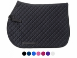 JT Quilted Square English Saddle Pad 30-925