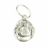 Key Ring with Silver Cowboy Hat 2302836