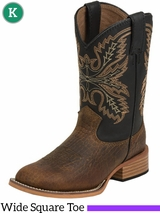 Kid's Justin Olton Bent Rail� Boots 380JR