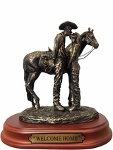 Western Moments - Welcome Home Mini 59106