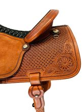 "13.5"" to 17"" Martin Saddlery High Plains Nexus All-Around 14-C6"