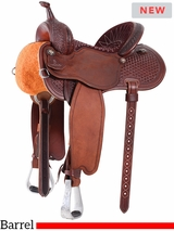 "13"" to 15.5"" Martin Saddlery Lisa Lockhart Fearless Barrel Racer 75-C1"
