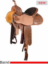 "13"" to 15.5"" Martin Saddlery Lisa Lockhart Fearless Barrel Racer 75-C2"