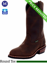 Men's Dan Post Albuquerque Waterproof Boots DP69681 CLEARANCE
