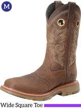 Men's Double-H Buster Bison Roper Boots DH5138