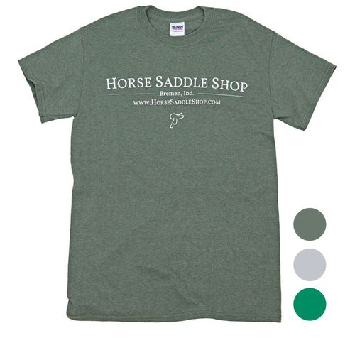 Horse Saddle Shop T-Shirt