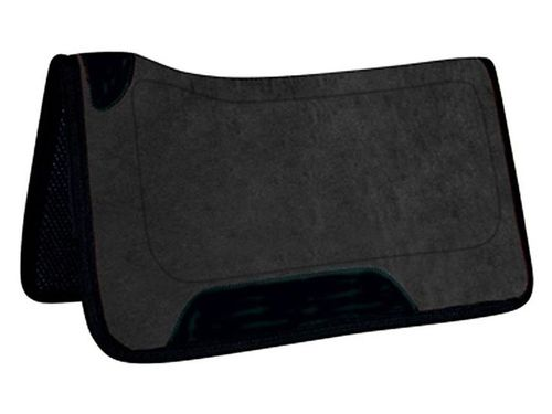 """SOLD 2021/06/17  Reinsman Tacky Too Non-Slip Contour Saddle Pad 32""""L x 32""""D 246t, CLEARANCE"""
