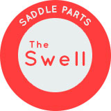 Parts of the Saddle - The Swell (or Fork or Pommel)