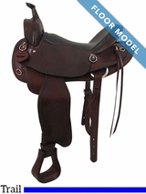 """SOLD OUT 16"""" 17"""" Big Horn Custom Choice Fit Trail 883FQH, Floor Model"""