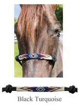 Professional's Choice Beaded Rope Halter HRB