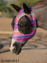 Professional's Choice Comfort Fit Lycra Fly Mask CFM