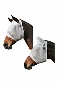 Professional's Choice Equisential Fly Mask EQFM With or Without Ears