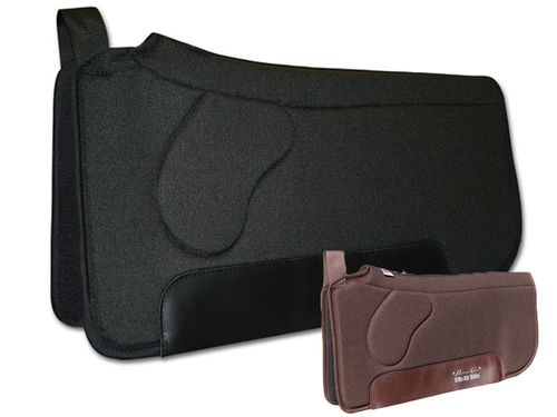 "Professional's Choice SMx Air Ride Orthosport Saddle Pad ARSPF30 Felt Bottom 30""L x 32""D"