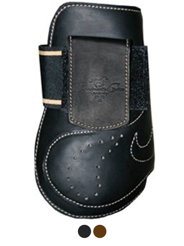 Professional S Choice Ventech Leather Open Front Ankle