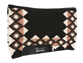 "Professionals Choice Comfort-Fit SMx 1/2"" Air Ride Saddle Wool Pad: Quest CXQ-30"