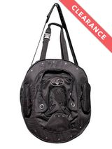 Professional's Choice Black/Gray Rope Bag Deluxe RBD, CLEARANCE