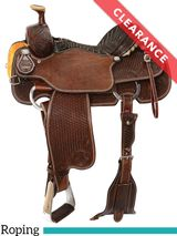 "16.5"" Reinsman TM Roping Saddle 4413, CLEARANCE"