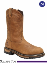 Rocky Men's Ride LT Saddle Western Boot RKW0140