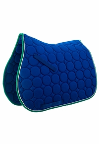 Roma Circle Quilt All Purpose Saddle Pad 571414