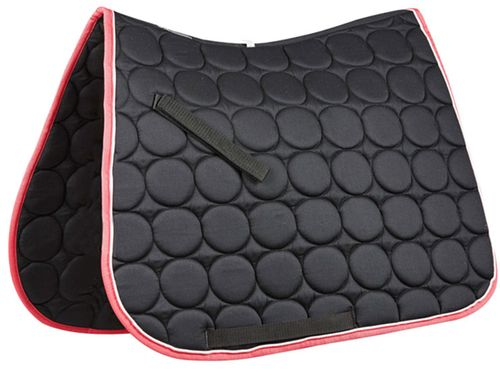 Roma Circle Quilt Dressage Saddle Pad 592746 CLEARANCE