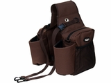 Tough-1 Saddle Bag/Water Bottle Gear Carrier 61-9392