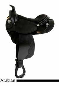 "15"" 15.5"" 16"" Dakota Arabian Horse Saddle 5319"