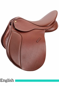 "16.5"" to 18"" Collegiate All Purpose Saddle 663746"