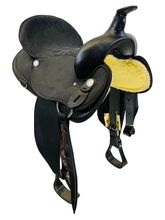 SOLD 2021/05/12 16 Inch Used Abetta Trail Saddle 20501W-6 *Free Shipping*