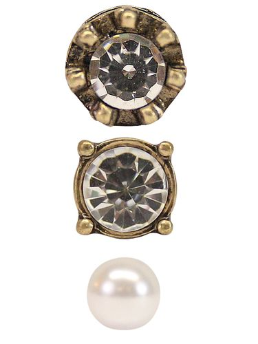 Stud Earrings 30334