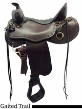Tucker Black Mountain Gaited Saddle 261