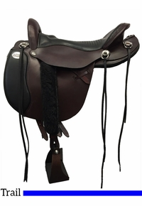 ** SALE **Tucker Horizon Nomad Trail Saddle 249