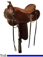 ** SALE **Tucker Pine Ridge Mule Trail Saddle 289