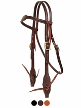 Tucker Santa Fe Trail Headstall 166