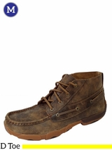 Men's Twisted X Bomber Driving Mocs MDM0007