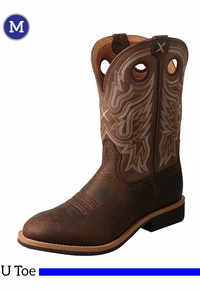 Twisted X Men's Top Hand Boots MTH0025 ZDS