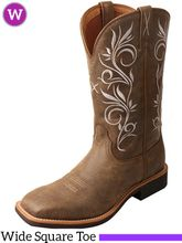 Twisted X Women's Bomber Top Hand Boot WTH0012