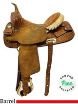 """14"""" Used Billy Cook Barrel Racer 8727 usbi4451 *Free Shipping*"""