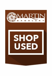 Used Martin Saddlery Saddles