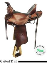 """16"""" Used Morgan's Gaited Trail 908-2 usvd4288 *Free Shipping*"""