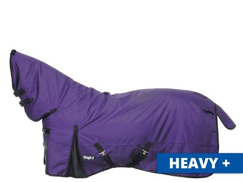 Tough-1 1200D Waterproof Poly Full Neck Turnout Blanket 32-2120FN