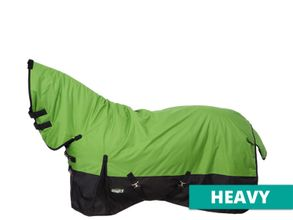 Tough-1 600D Waterproof Poly Full Neck Turnout Blanket 32-2010FN
