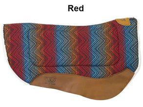 "Weaver All Purpose Contoured Barrel Saddle Pad 28""L x 34""D 35-9310"