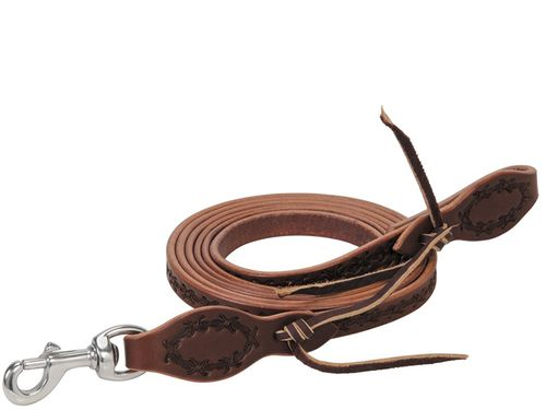Weaver Barbed Wire Roper Reins 50-1796