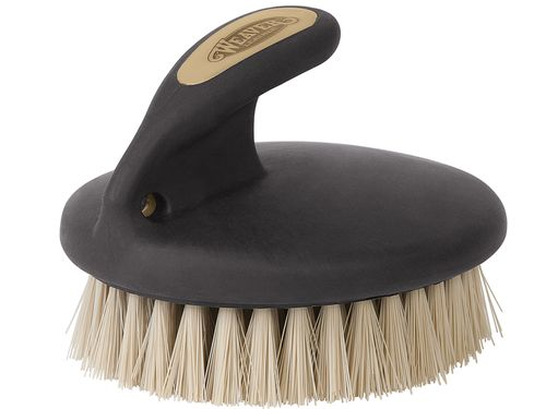 Weaver Palm-Held Face Brush 65-2060