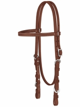 Weaver ProTack Quick Change Browband Headstall 10-0142