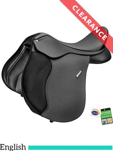 """17.5"""" Wintec 500 All Purpose Saddle CAIR, CLEARANCE"""