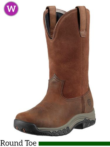 Women's Ariat Terrain H2O Pull On Boots 10011845